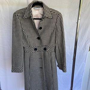 Trinka Turk Houndstooth Coat